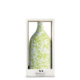 Extra Virgin Olive Oil Magnum Green Ceramic Jar (Intense Fruity) 1500ml