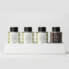 Extra Virgin Olive Oil Taster Selection (4x 100ml)