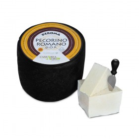 Pecorino Romano PDO Deroma Sheep's Milk Cheese 8kg