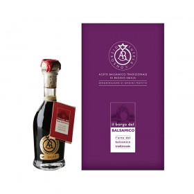Il Borgo del Balsamico Traditional Balsamic Vinegar Of Reggio Emilia PDO Gold Label 100ml