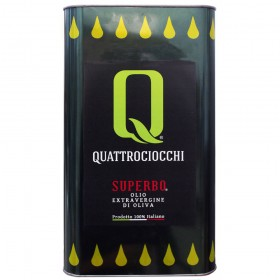 Quattrociocchi - Superbo Natives Olivenöl Extra 5lt