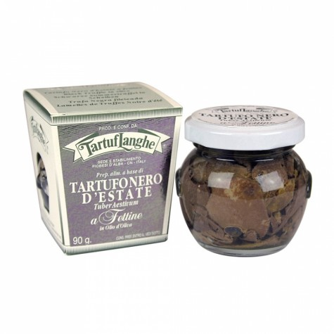 Summer Truffle Slices in Olive Oil 90g