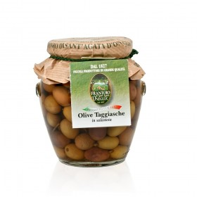 Olive Taggiasca in Salamoia 450g