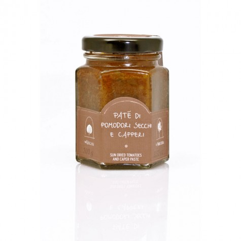 Sun Dried Tomatoes and Caper Paste 100g