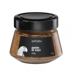 Sapurhi - Walnuss Pesto 210g