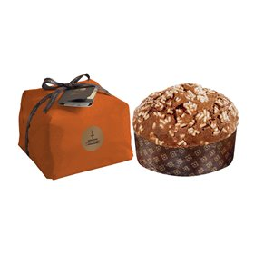 Artisanal Chocolate Panettone from Sicily 1kg