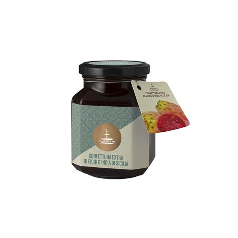 Prickly Pears Extra Jam from Sicily 360g