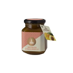 Fiasconaro - PGI Leonforte Peaches Extra Jam from Sicily 360g