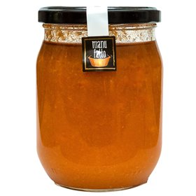 Apricots and Almonds Jam 600g