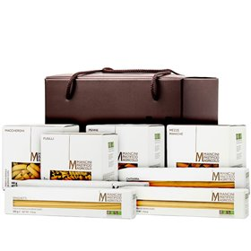 Mancini - Mancini Shopper Bag Pasta Gift Box 4kg