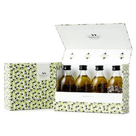 Extra Virgin Olive Oil Premium Taster Selection (4x 50ml)