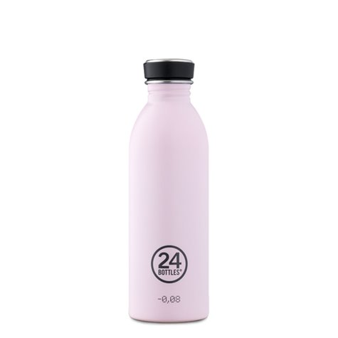 Urban 500ml Botella de Agua Candy Pink