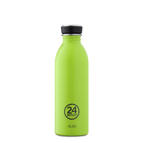 Urban 500ml Gourde Lime Green
