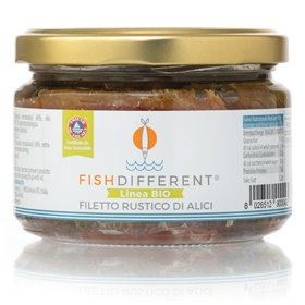Anchovy Fillets 250g