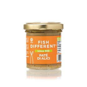 Fish Different - Patè di Alici 90g