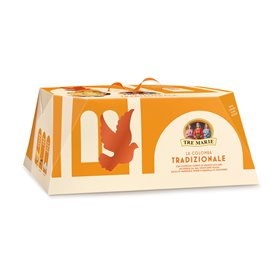 Tre Marie Traditional Colomba Easter Dove Cake 1kg