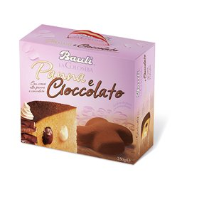 Bauli Colomba Cream and Chocolate Easter Dove Cake 750g