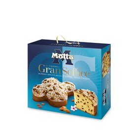 Motta Colomba Gransoffice Easter Dove Cake without Candies Fruit 1kg