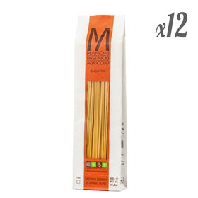 Mancini - Bucatini Artisan Pasta 500g (Pack of 12)