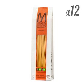 Mancini - Linguine Artisan Pasta 500g (Pack of 12)