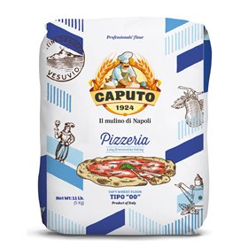 Caputo - Pizzeria Tipo 00 Soft Wheat Flour 5kg