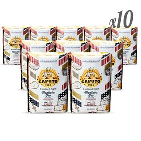Caputo - Manitoba Oro Tipo 0 Soft Wheat Flour 1kg (Pack of 10)