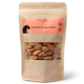 Sapurhi - Sicilian Shelled Almonds, 90g