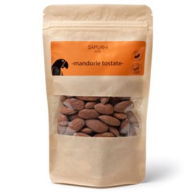 Sapurhi - Sicilian Toasted Almonds, 90g