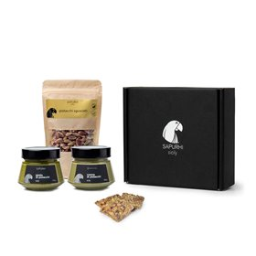 Sapurhi - Estuche Regalo We Love Pistacchio
