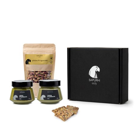 Sapurhi - We Love Pistacchio Gift Box