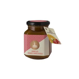 Fiasconaro - Sicilian Strawberry and Orange Extra Jam 360g