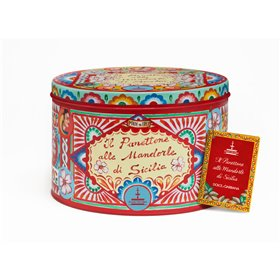 Fiasconaro - Dolce & Gabbana Panettone with Almonds from Sicily 1kg