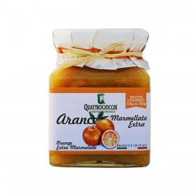 Marmelade Extra d'Orange 350gr