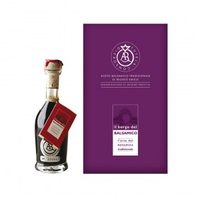 Il Borgo del Balsamico - Traditional Balsamic Vinegar Of Reggio Emilia PDO Silver Label 100ml