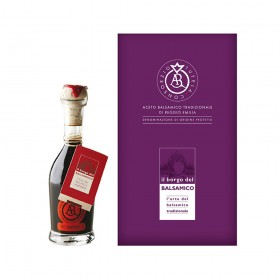 Il Borgo del Balsamico - Traditional Balsamic Vinegar Of Reggio Emilia PDO Orange Label 100ml
