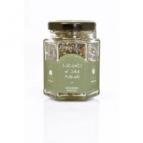 La Nicchia Pantelleria - Caper Berries in Sea Salt 90g