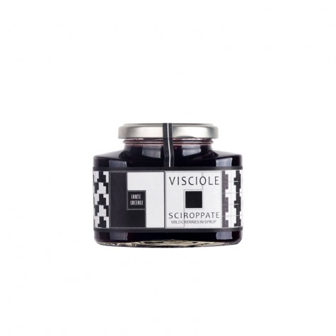 Sour Cherries in Syrup Corte Luceoli 375gr