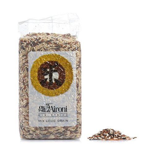 Arroz Mix Long Grain 1kg