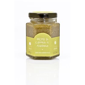 Caper and Almonds Pesto 100g