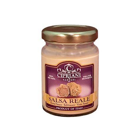 Royal Sauce with Truffle 80g