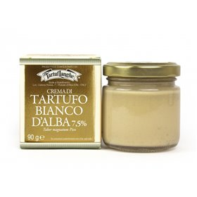 Alba White Truffle Cream 90g