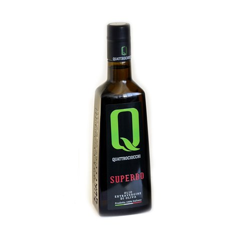 Huile d'Olive Extra Vierge Superbo 500ml