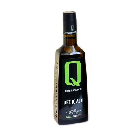 Huile d'Olive Extra Vierge Delicato 500ml