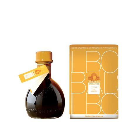 PGI Balsamic Vinegar Of Modena - Yellow Label 250ml