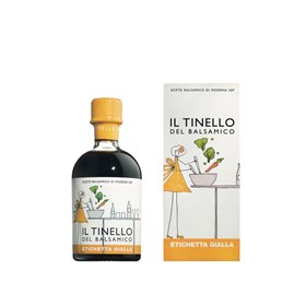 Il Tinello PGI Balsamic Vinegar Of Modena - Yellow Label 250ml