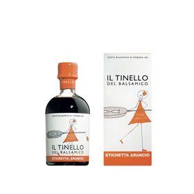 Il Tinello PGI Balsamic Vinegar Of Modena - Orange Label 250ml