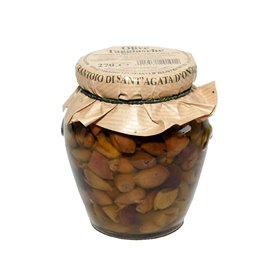 Frantoio Sant'Agata - Pitted Taggiasca Olives in Extra Virgin Olive Oil 260g