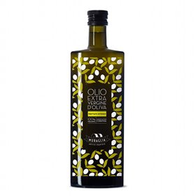 Huile d'Olive Extra Vierge Essenza Fruitée Intense 500ml